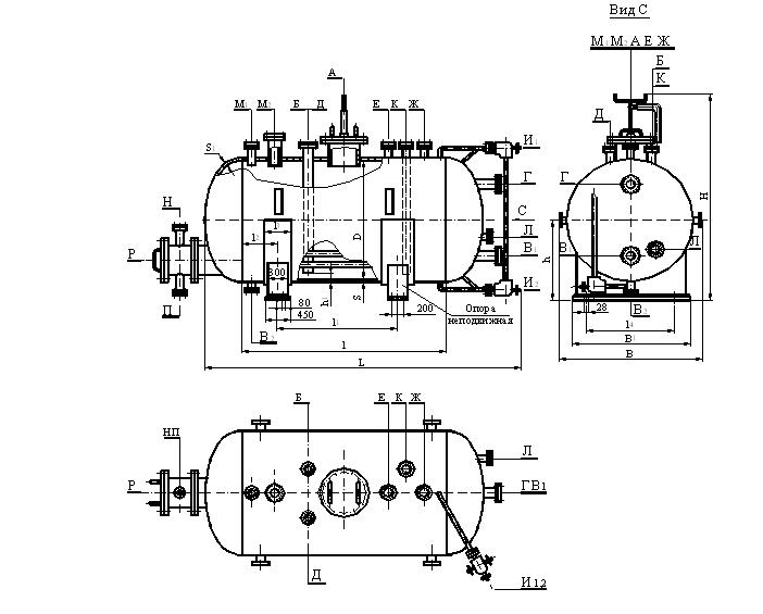 Каталог стандартных кожухотрубных теплообменников цинтихимнефтемаш теплообменник модуля нагрева мн 120